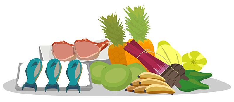 Food & CookLab - Produits locaux